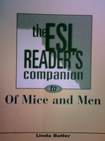 ESL Reader's Companion to Of Mice & Men (P) by Linda Butler
