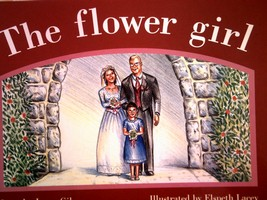 New PM Story Book The Flower Girl (P) by Jenny Giles