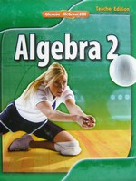 Algebra 2 TE (TE)(H) by Carter, Cuevas, Day, Malloy, Holliday,