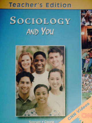 sociology textbook, Jon Shepard, 11th edition,