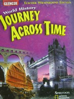 World History Journey Across Time TWE (TE)(H) by Spielvogel