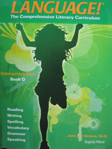 Language! 4th Edition D Interactive Text (P) by Greene