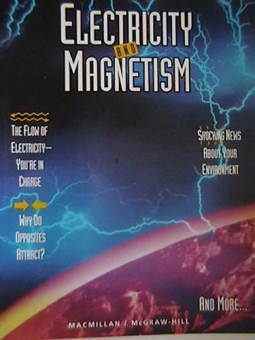 Science Turns Minds On Electricity & Magnetism (P) by Atwater,