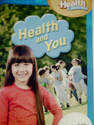 Health & Wellness Grade 1 Chapter 1 Health and You (P)