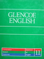 Glencoe English Spectrum of English II (H) by Hughes, Lowry,