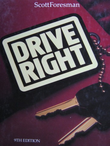 Drive Right 9th Edition (H) by Johnson, Crabb, Opfer, & Budig