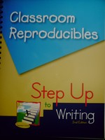 Step Up to Writing 2nd Edition Elementary Classroom Set (Box)