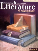 Literature An Adapted Reader Grade 9 ATE (TE)(P)