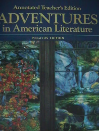 adventures in american literature American literature-11th grade unit 4 syllabus date items to complete assessment objectives 1/2/ 2013 unit 4 history pg 460-472 & questions worksheet students should be able to read and comprehend.