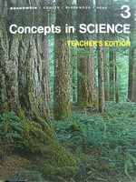 Concepts in Science 3 TE (TE)(H) by Brandwein, Cooper,
