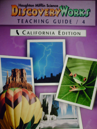 DiscoveryWorks 4 Teaching Guide (CA)(TE)(Spiral) by Badders,