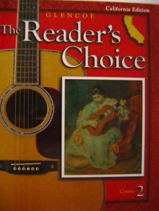 Reader's Choice Course 2 California Edition (CA)(H) by Chin,