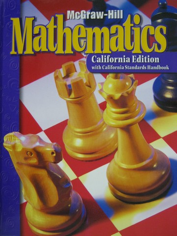 McGraw-Hill Mathematics 6 California Edition (CA)(H)