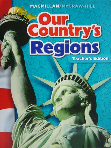 Our Country's Regions 4 TE (TE)(Spiral) by Banks, Boehm,