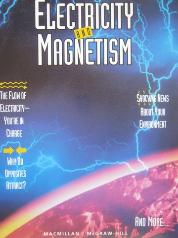 Electricity & Magnetism 6 (P) by Atwater, Baptiste, Daniel,