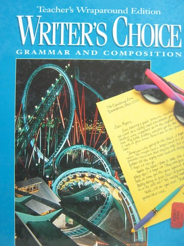 Writer's Choice 6 TWE (TE)(H) by Royster & Lester