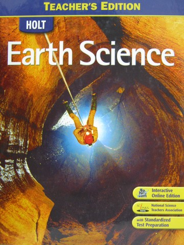 Holt Earth Science TE (TE)(H) by Allison, DeGaetano, & Pasachoff