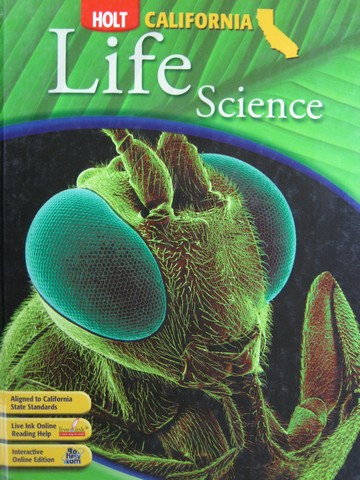 holt science textbook