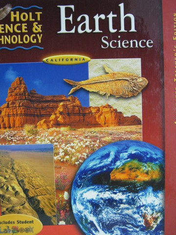 Holt Earth Science ATE (CA)(TE)(H) by Berry, Fronk, Hemenway,