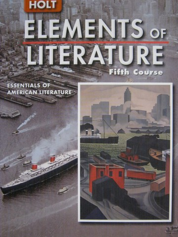 Elements of Literature 5th Course (H) by Beers, Odell, Arpin,
