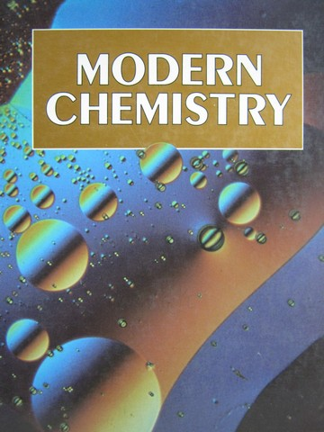 Home :: textbooks :: modern chemistry (h) by tzimopoulos, metcalfe
