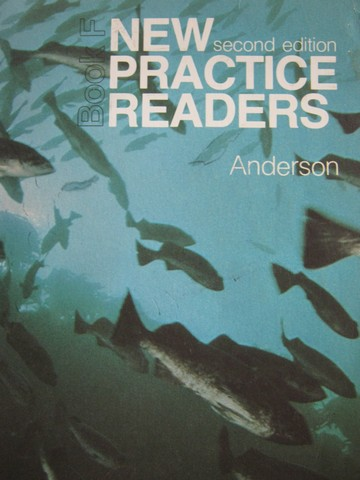 New Practice Readers Book F 2nd Edition (P) by Donald Anderson