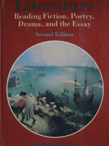 Literature Reading Fiction Poetry Drama & the Essay 2e (H)