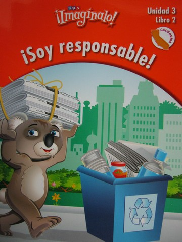 SRA Imaginalo! 1.3.2 Soy responsable! (CA)(P) by Abarca,