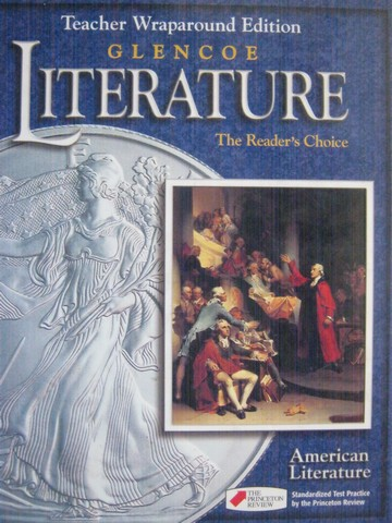 Reader's Choice American Literature TWE (CA)(TE)(H) by Chin,