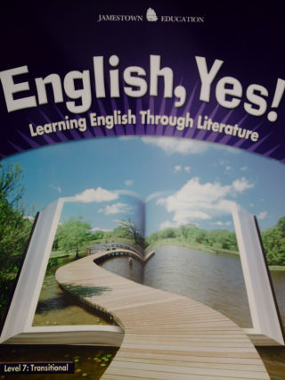 English, Yes! Level 7 Transitional (P) by Burton Goodman