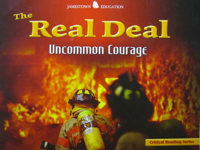 Real Deal Uncommon Courage (P)