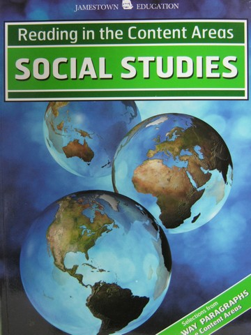 Reading in the Content Areas Social Studies (P)