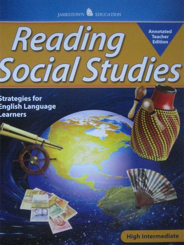 Reading Social Studies High Intermediate ATE (TE)(P)