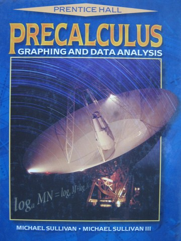 high school precalculus textbook pdf