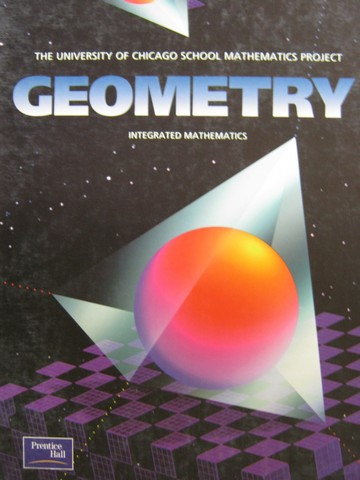 UCSMP Integrated Mathematics Geometry 2nd Edition (H)