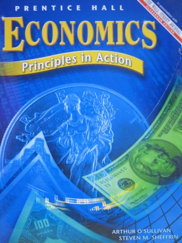 Economics Principles in Action (H) by O'Sullivan & Sheffrin