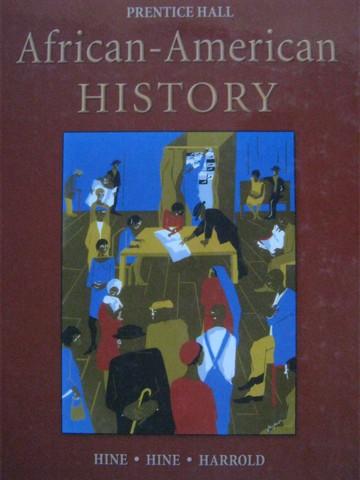 prentice hall african american history