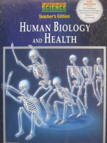Human Biology & Health New Edition TE (TE)(H) by Maton,