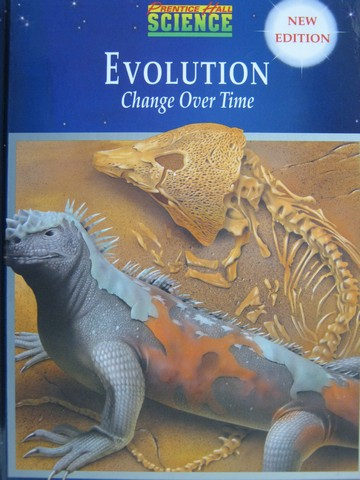 Evolution Change Over Time New Edition (H) by Maton, Hopkins,