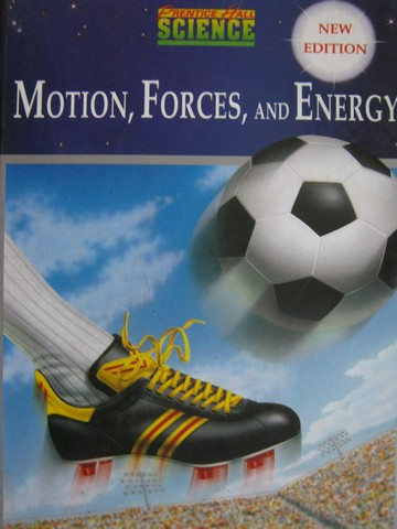 Motion Forces & Energy New Edition (H) Maton, Hopkins, Johnson,
