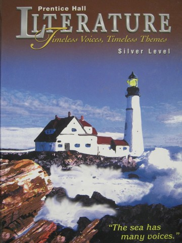 Literature Timeless Voices Timeless Themes Silver (H) by Jacobs,