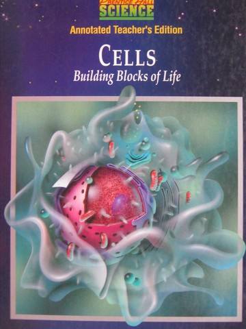 Cells Building Blocks of Life ATE (TE)(H) by Maton, Hopkins,