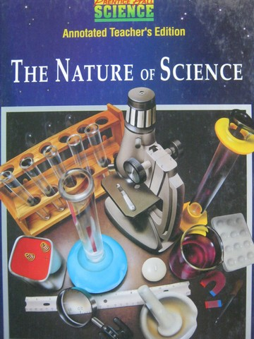 Nature of Science ATE (TE)(H) by Maton, Hopkins, Johnson,