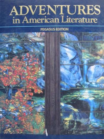 adventures in american literature pegasus edition