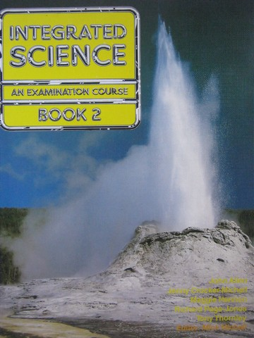 Integrated Science An Examination Course Book 2 (P) by Allen,