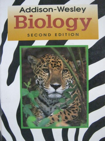 Addison-Wesley Biology 2nd Edition (H) by Essenfeld, Gontang,