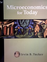 Microeconomics for Today 5th Edition (P) by Irvin B Tucker