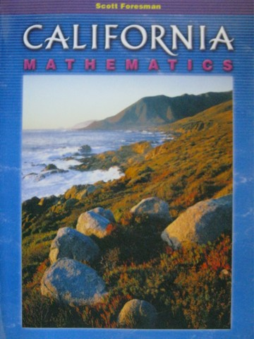 California Mathematics 2 (CA)(P) by Bennett, Calhoun, Cavanagh,