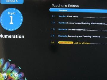 Envision Math California Grade 5 Answers - envision math