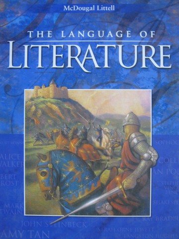 Language of Literature 10 (H) by Applebee, Bermudez, Blau,